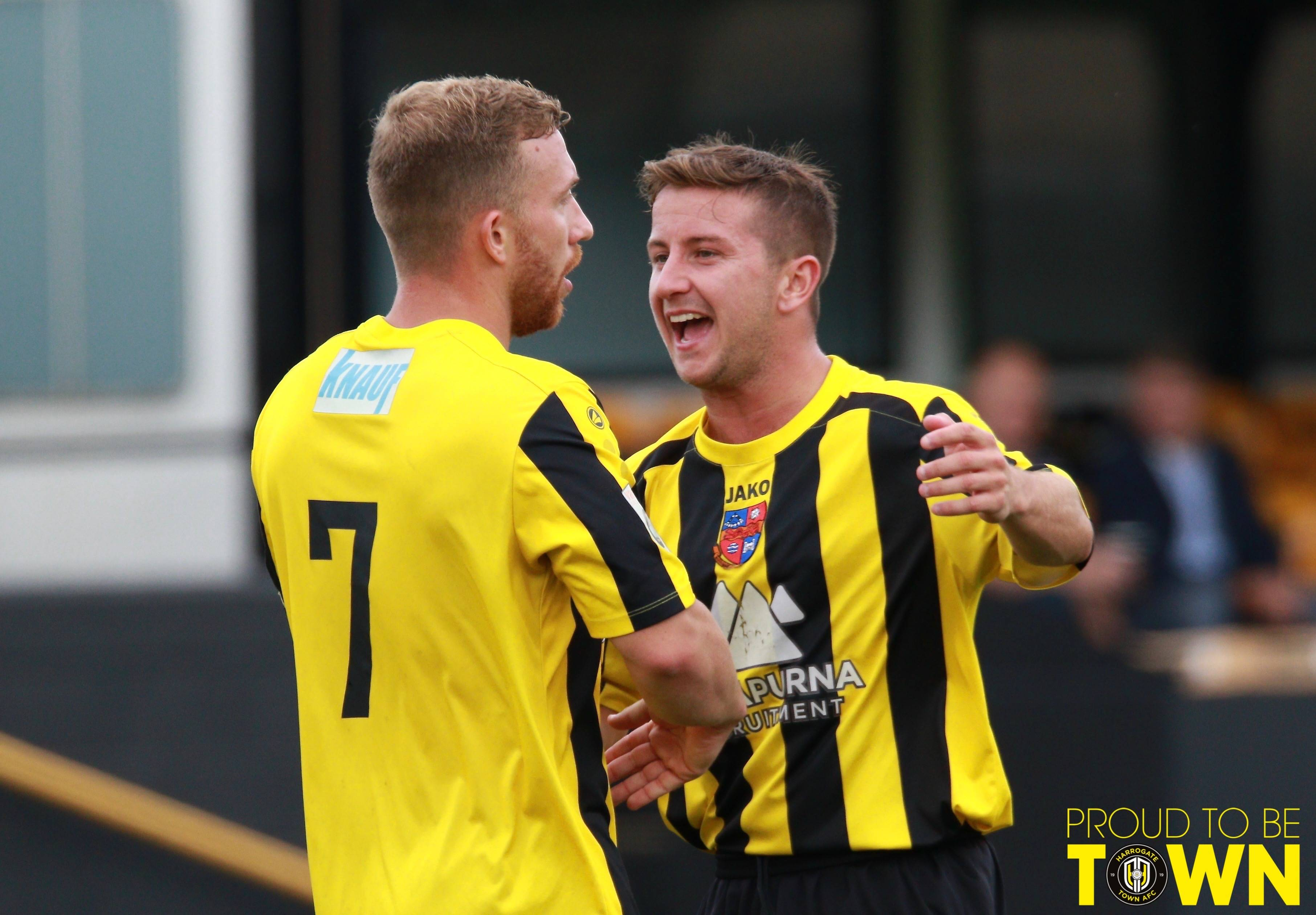 In Pictures: Town 3-0 Gateshead Image 3