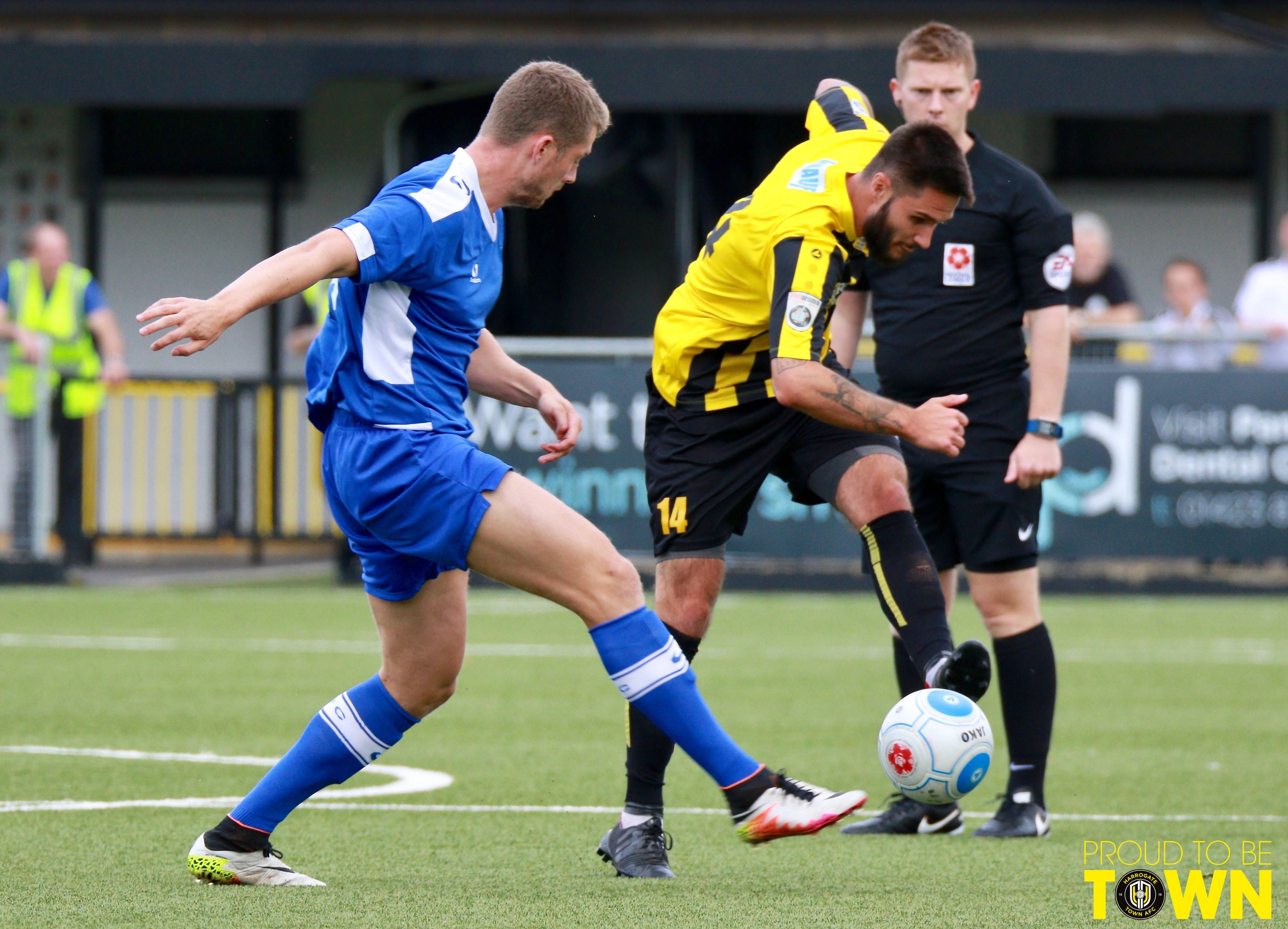 In Pictures: Town 3-0 Gateshead Image 10