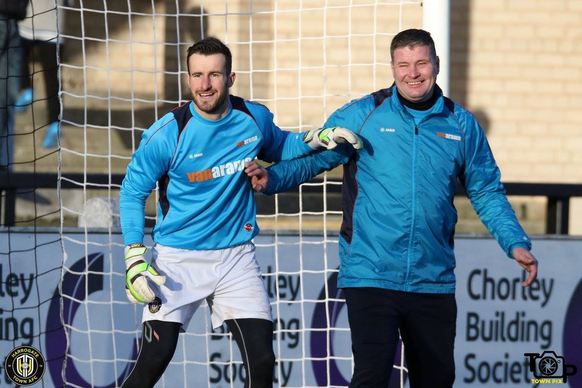 PDC | Goalkeeping Sessions with Chief Brody