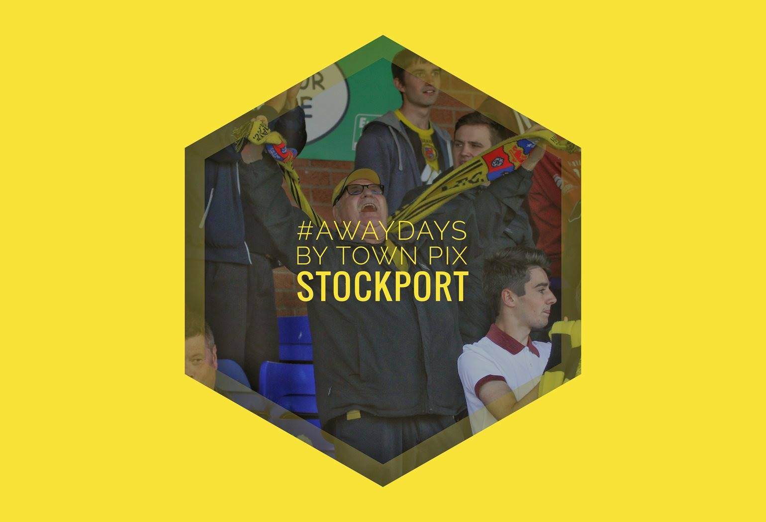 #AwayDays By Town Pix - Stockport County