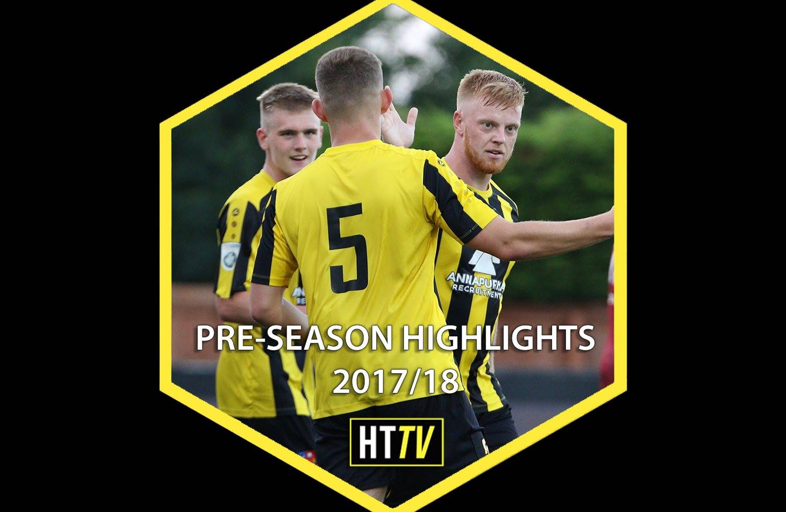 Harrogate Town Pre-Season Highlights 2017/18