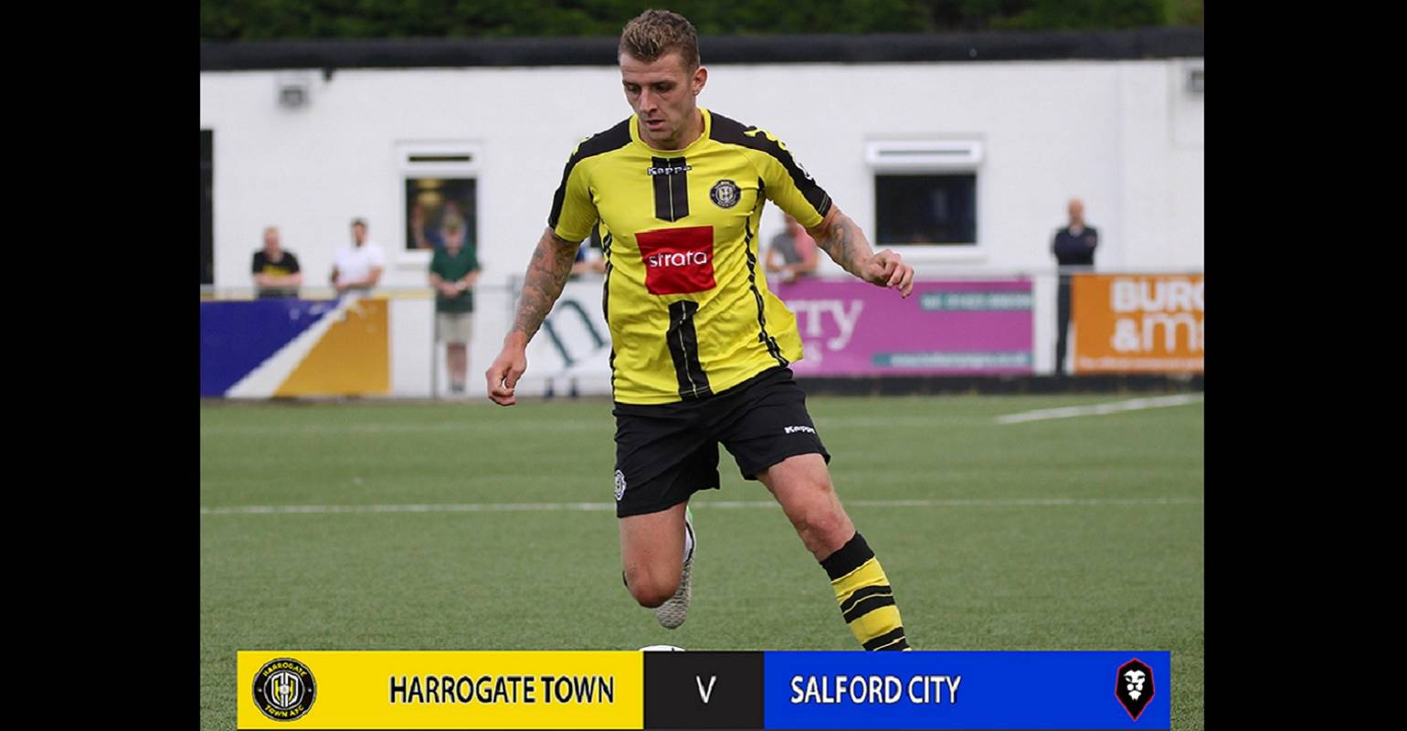 Highlights | Town 1 Salford 2