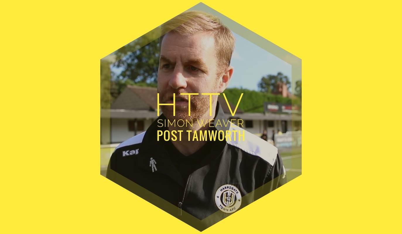 HTTV | Simon Weaver Post Tamworth