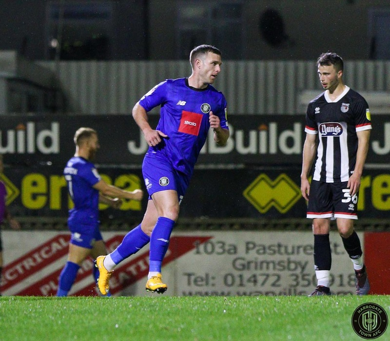 Grimsby 1 - 2 TOWN - Muldoon brace moves Town up to fourth