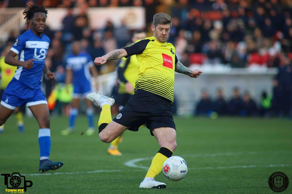 Hartlepool Away Image 1