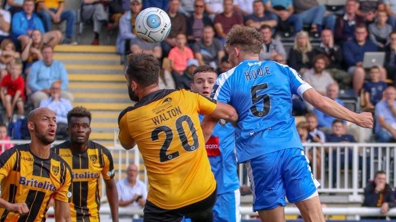 Maidstone 0 Town 2