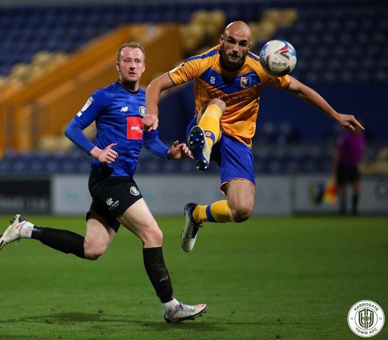 Mansfield 0-1 Town - Miller's Strike gets Town Back to Winning Ways
