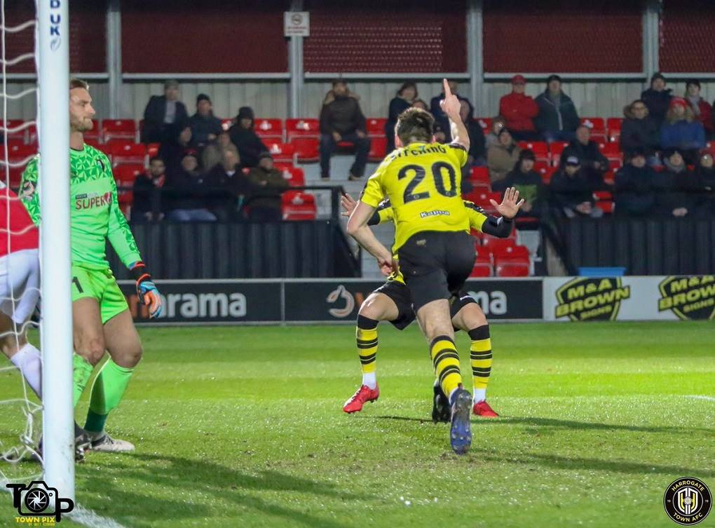 Salford Away Image 1