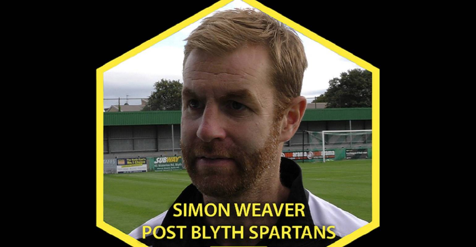 HTTV | Simon Weaver Post Blyth Spartans