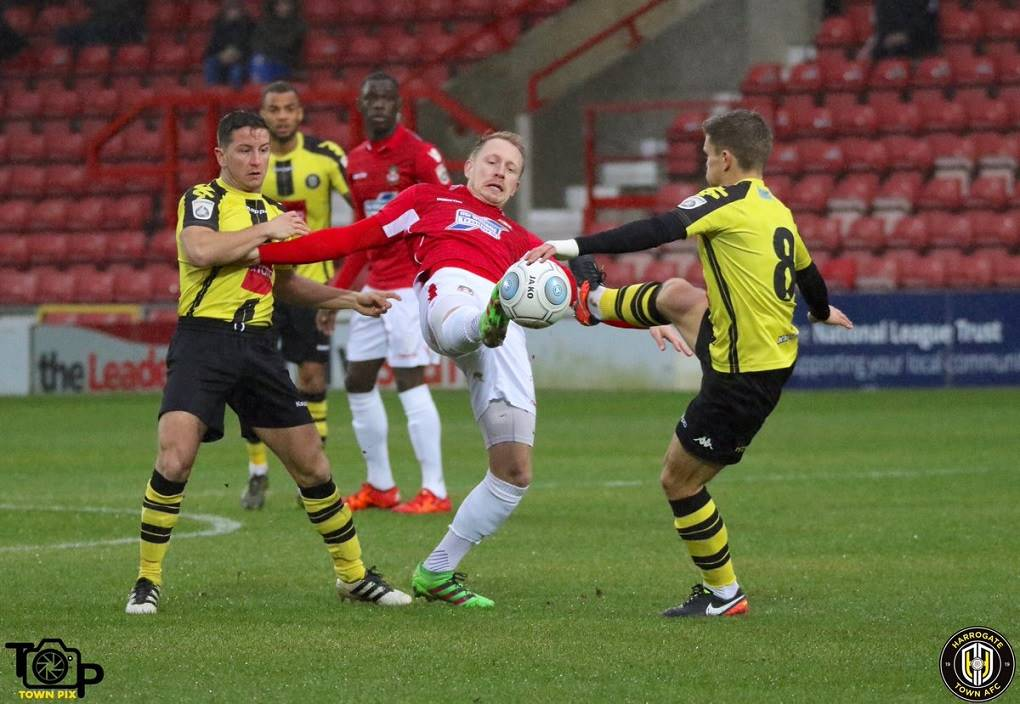 Wrexham Away Image 1