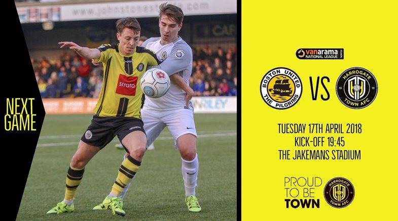 Boston United Preview