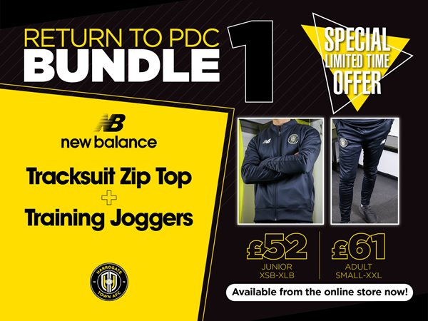Return to PDC Bundle 1 (Junior)
