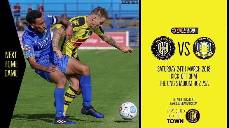 Gainsborough Trinity Preview