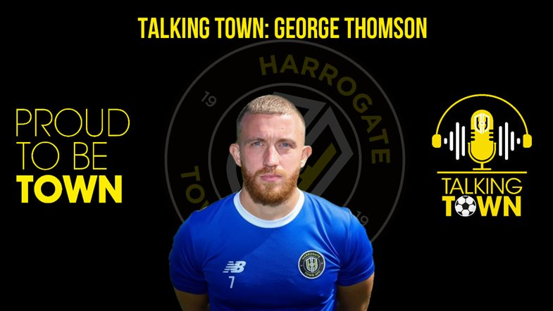 Talking Town: George Thomson