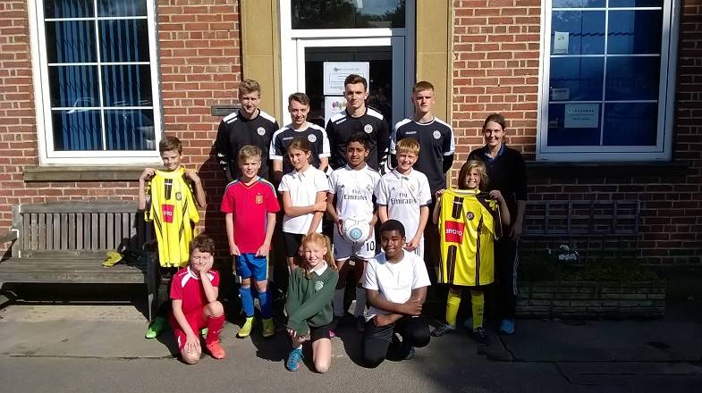 Harrogate Town AFC - Get in to Town Community Project