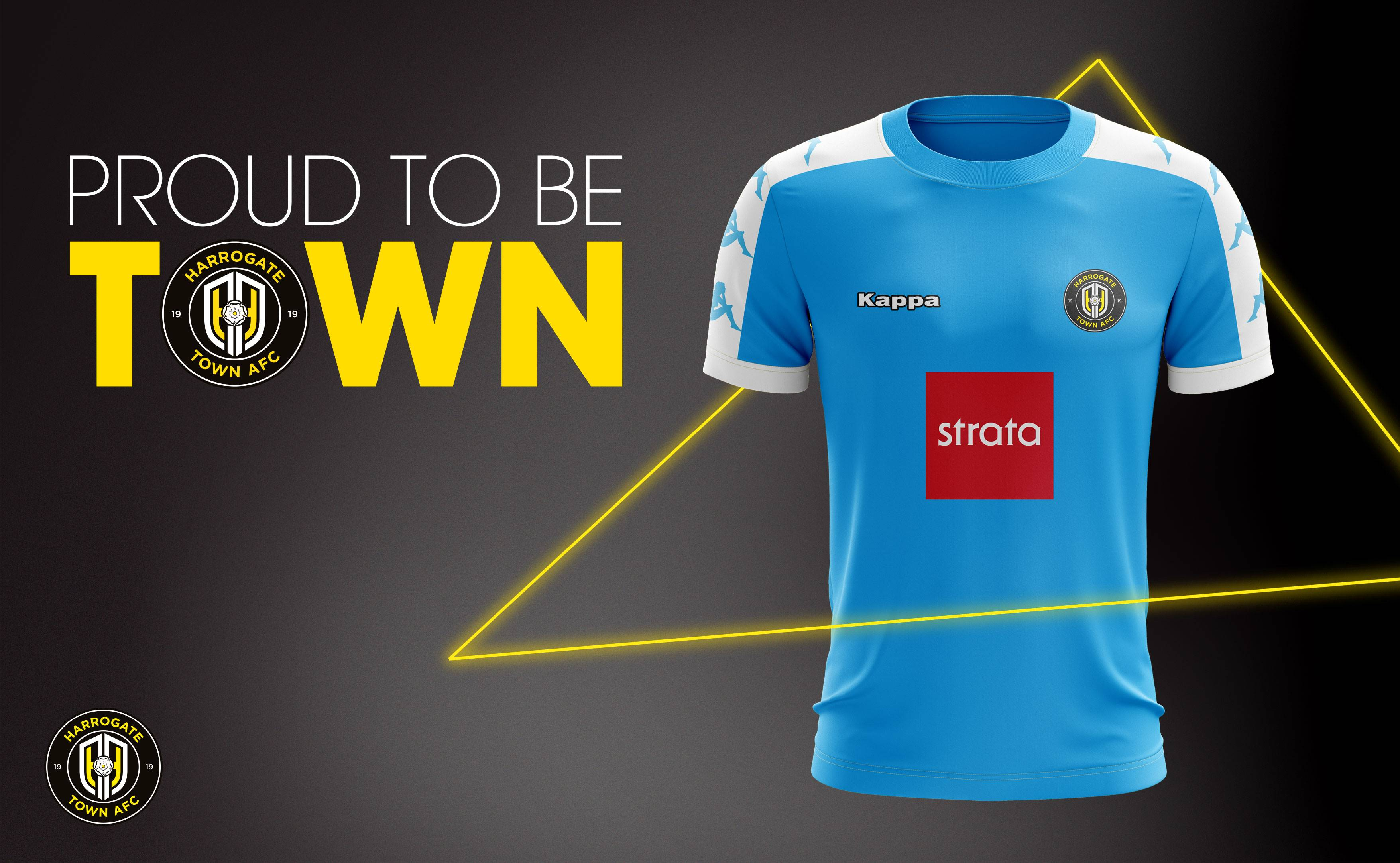 da0b70b32 We are delighted to reveal our new home and away strip for the next two  seasons.
