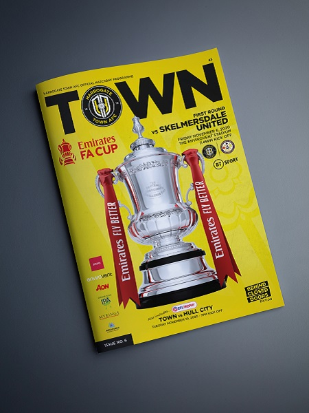 Skelmersdale/Hull Programme - Hard Copy
