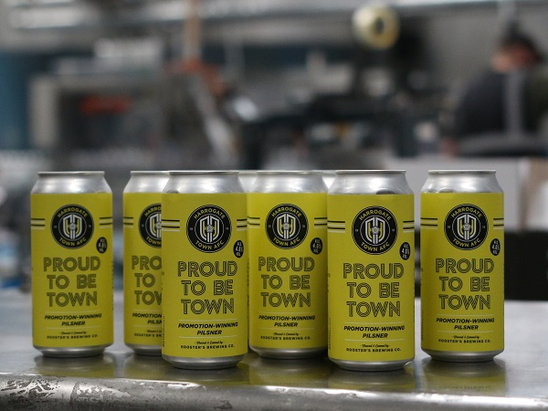 Proud To Be Town Pilsner - Pack of 12