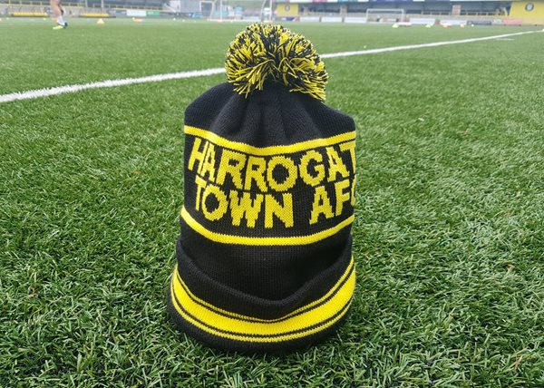 HTAFC Bobble Hat