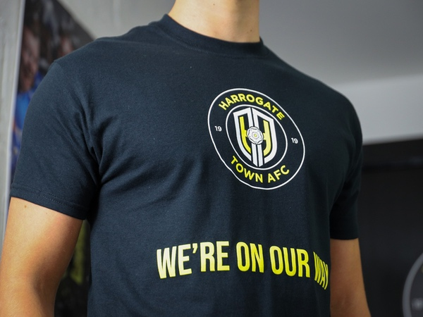 We're On Our Way T-Shirt
