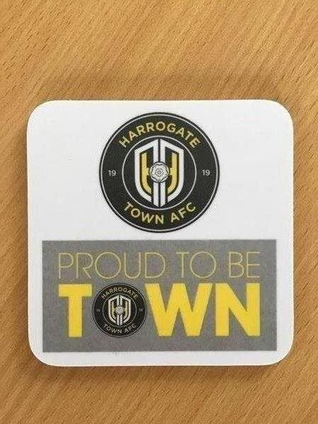 Proud To Be Town Coaster