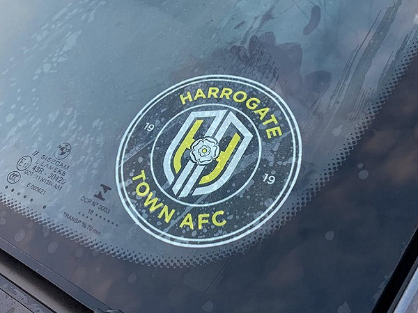 Logo Car Sticker