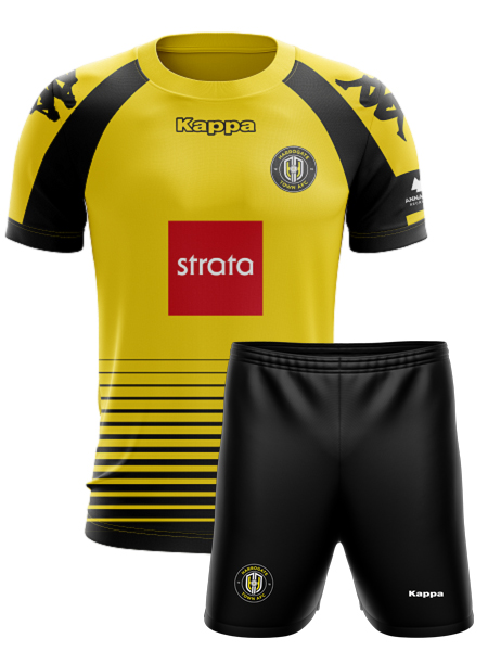 Home Junior Shirt and Shorts Bundle
