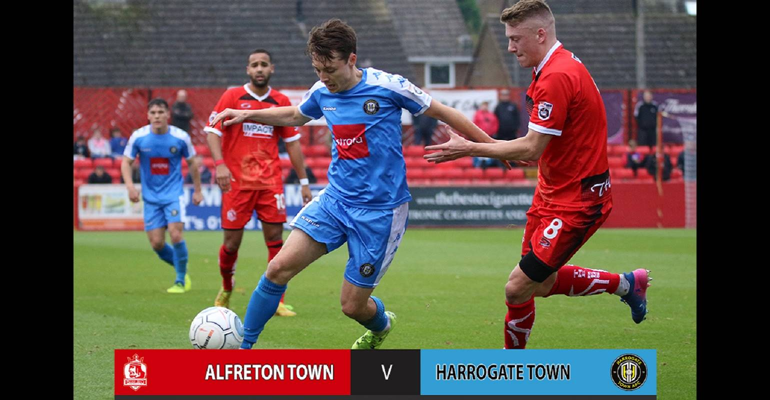 HIGHLIGHTS | Alfreton 1 Town 2