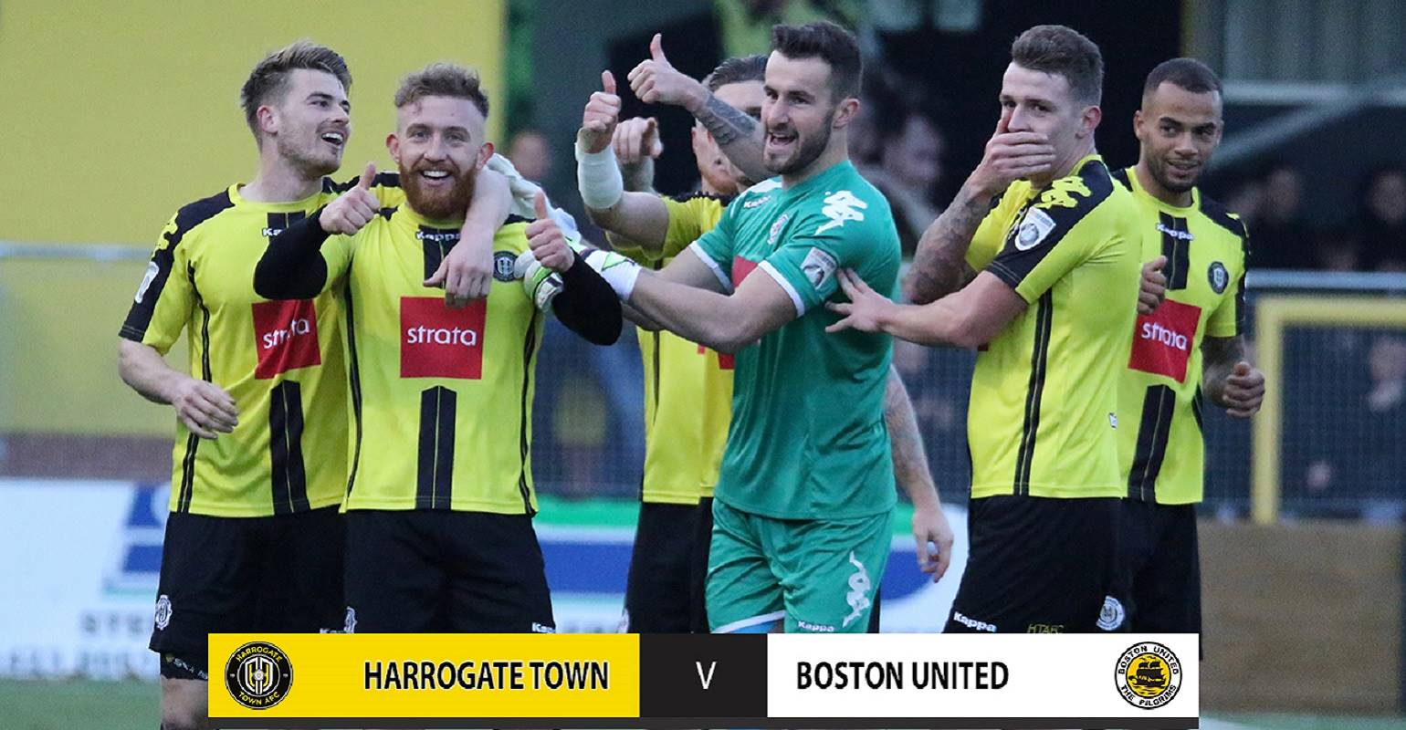 HIGHLIGHTS | Town 3-1 Boston