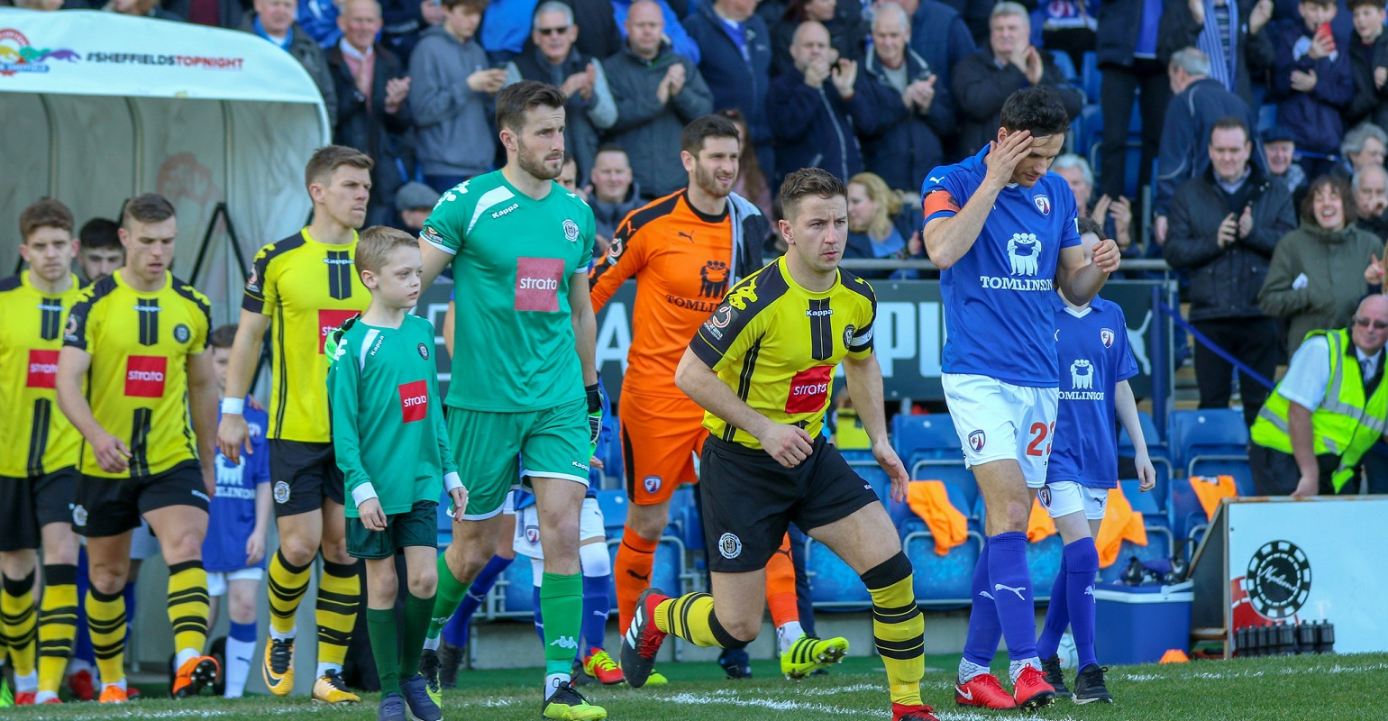 HTTV | Chesterfield 0 Town 1