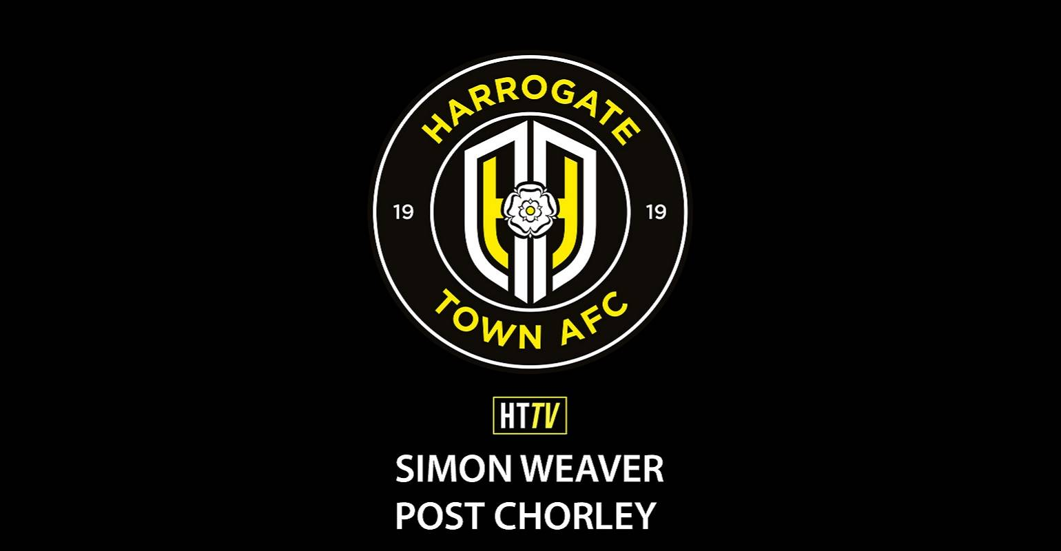 HTTV | Simon Weaver Post Chorley