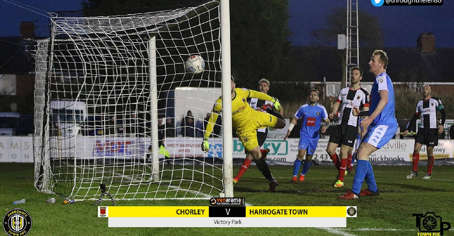 HTTV | Chorley 0 Town 1 Highlights