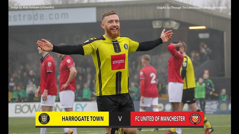 HTTV | Town 6 FCUM 0 Highlights