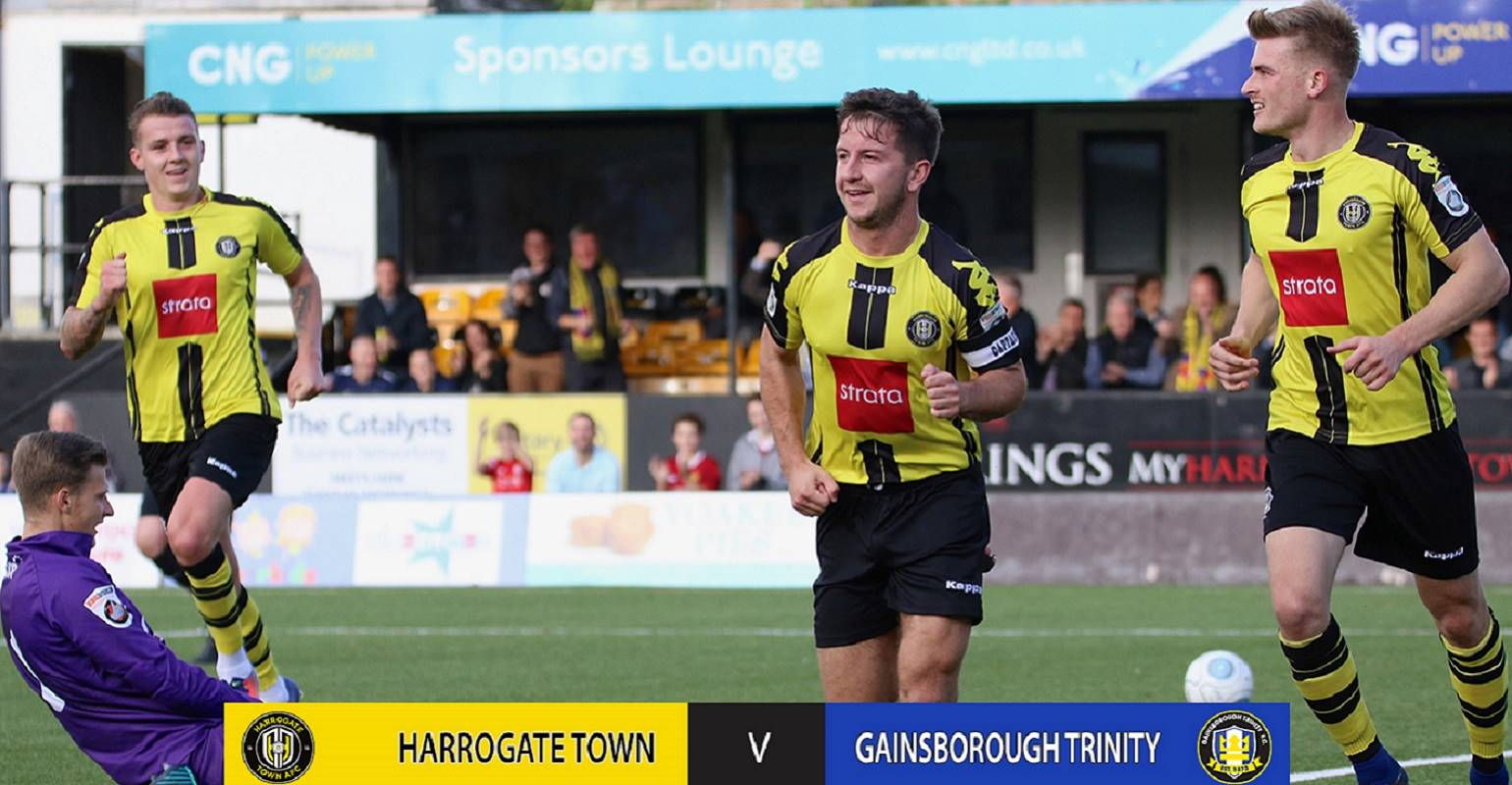 HIGHLIGHTS | Town 1 Gainsborough 2