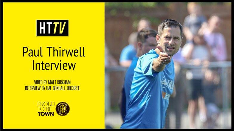HTTV | Paul Thirwell Interview