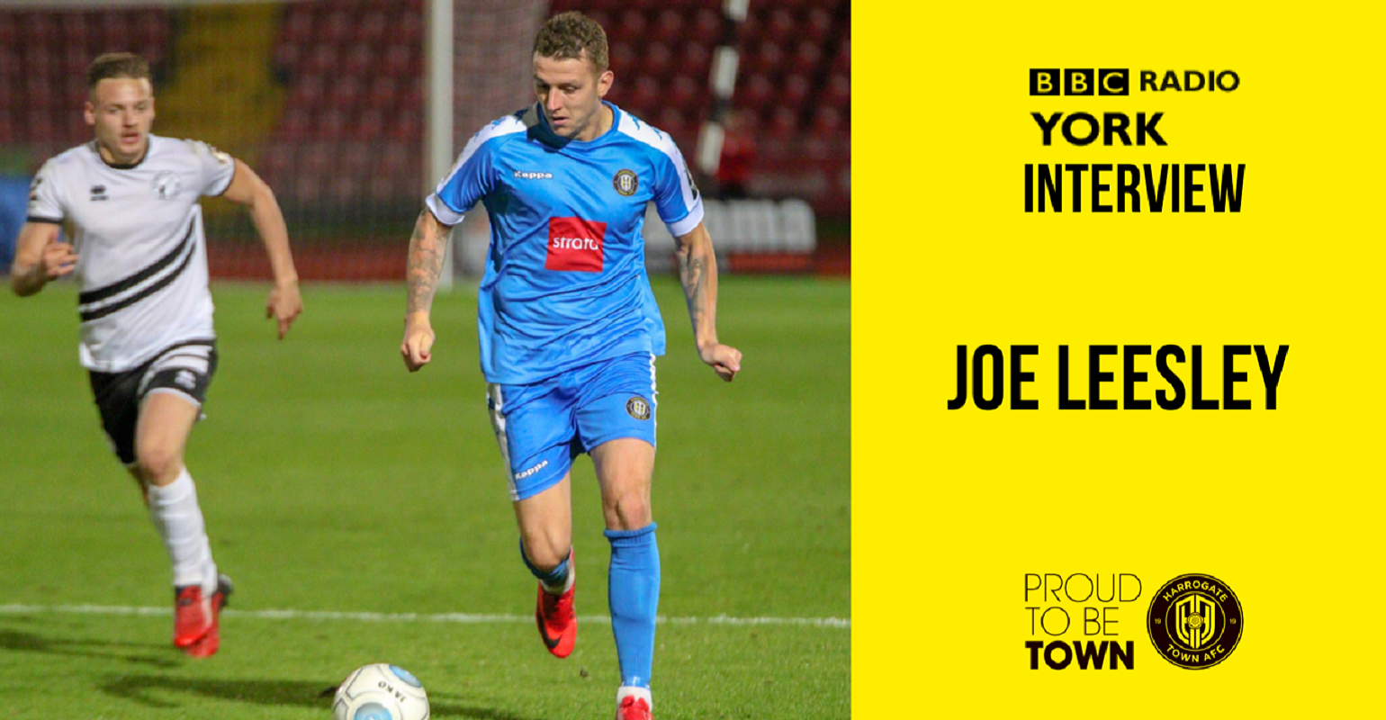 HTTV | Joe Leesley Pre Havant & Waterlooville