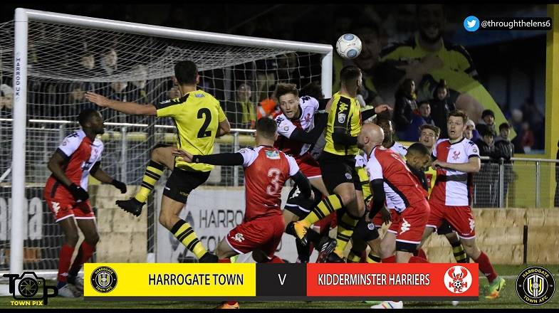 HTTV | Town 2 Kidderminster 2 Highlights