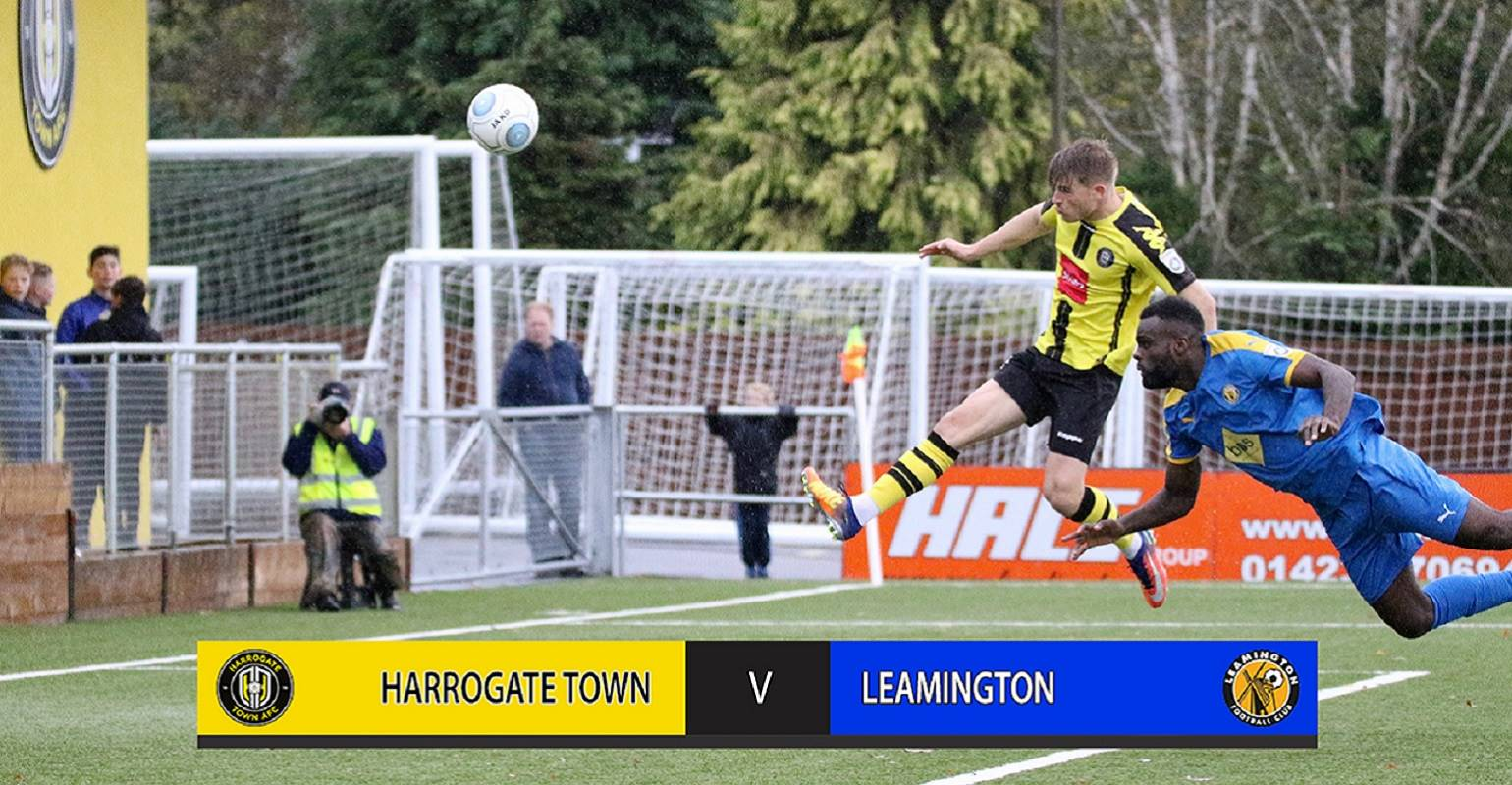 HIGHLIGHTS | Town 2-2 Leamington