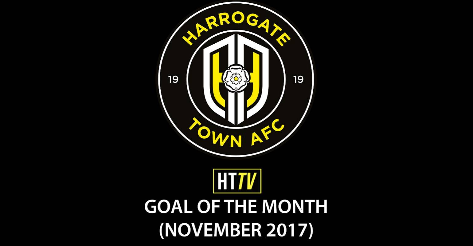 HTTV | November Goal of the Month