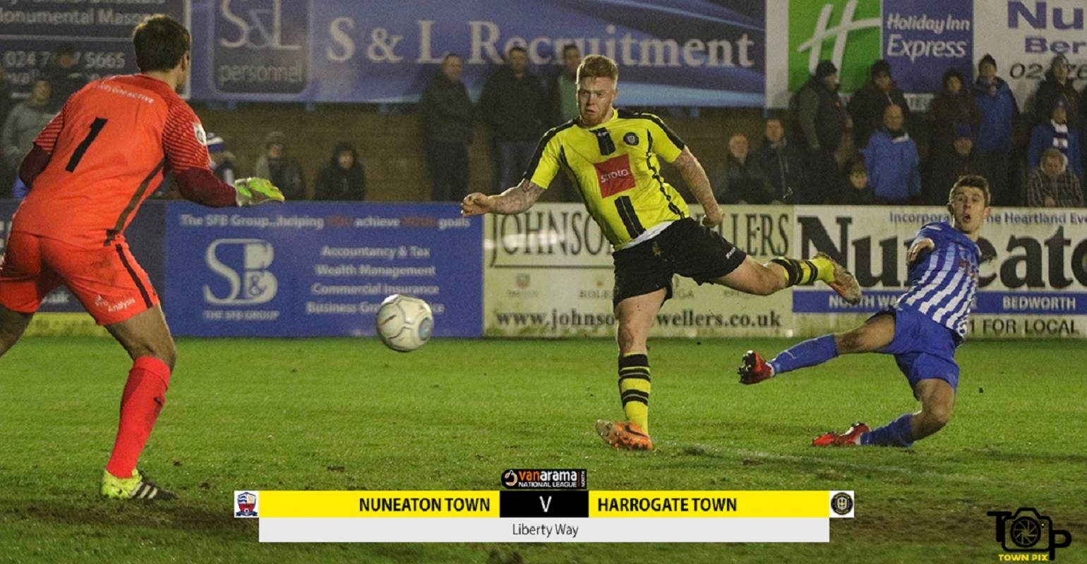 HTTV | Nuneaton 2 Town 1 Highlights