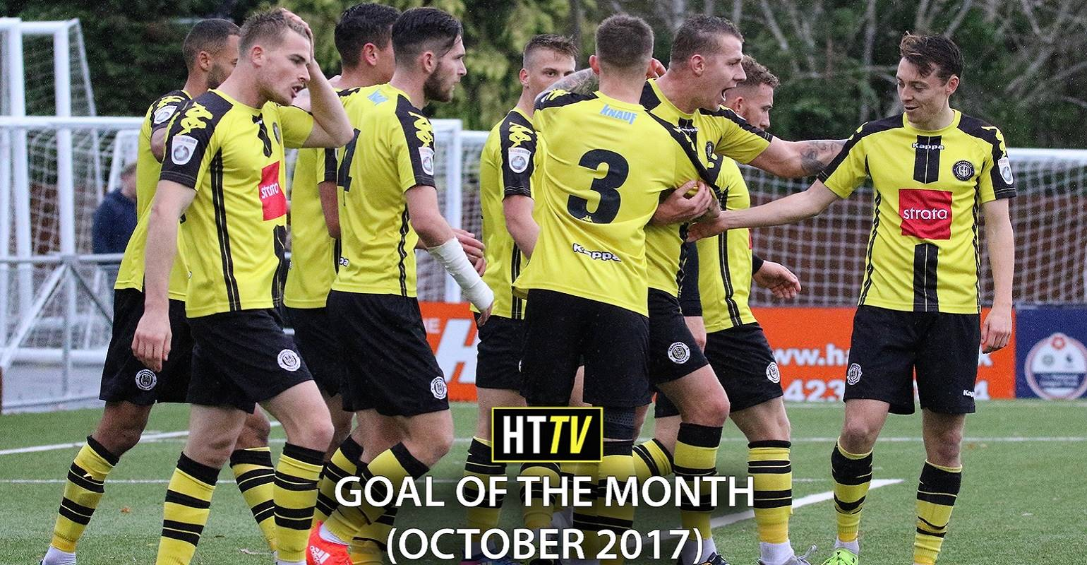 HTTV | October Goal of the Month