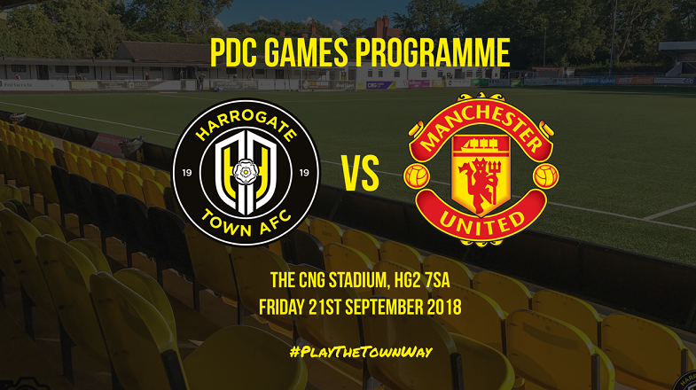 PDC Academy to Face Manchester United