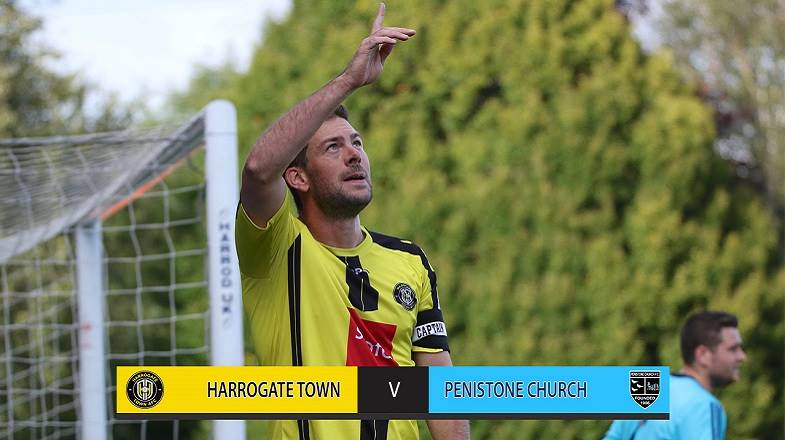 HIGHLIGHTS | Town 3 Penistone Church 0