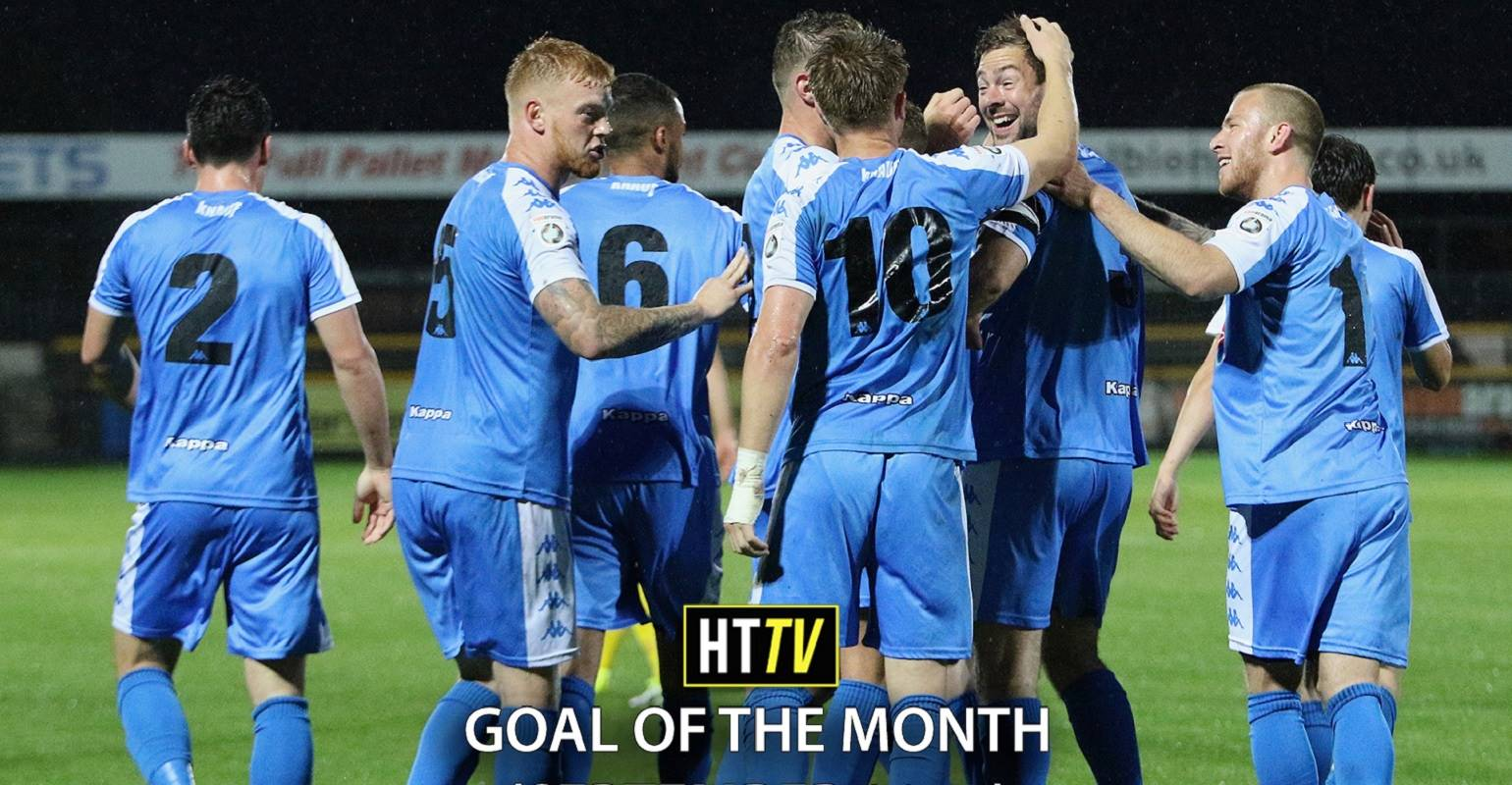 September Goal of the Month