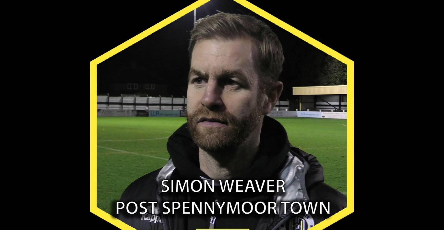 HTTV | Simon Weaver Post Spennymoor