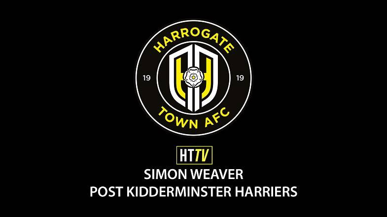 HTTV | Simon Weaver Post Kidderminster
