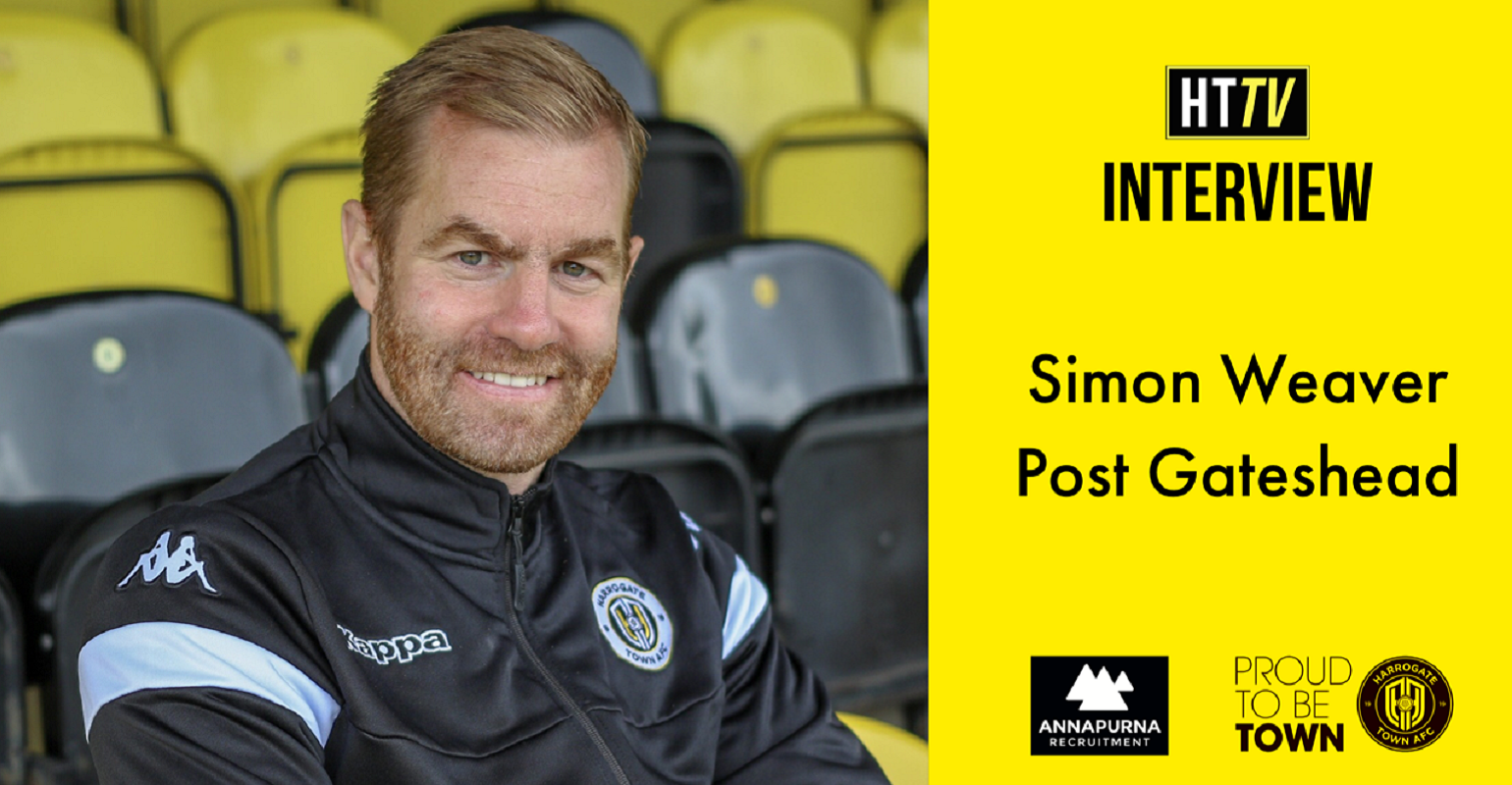 HTTV | Simon Weaver Post Gateshead