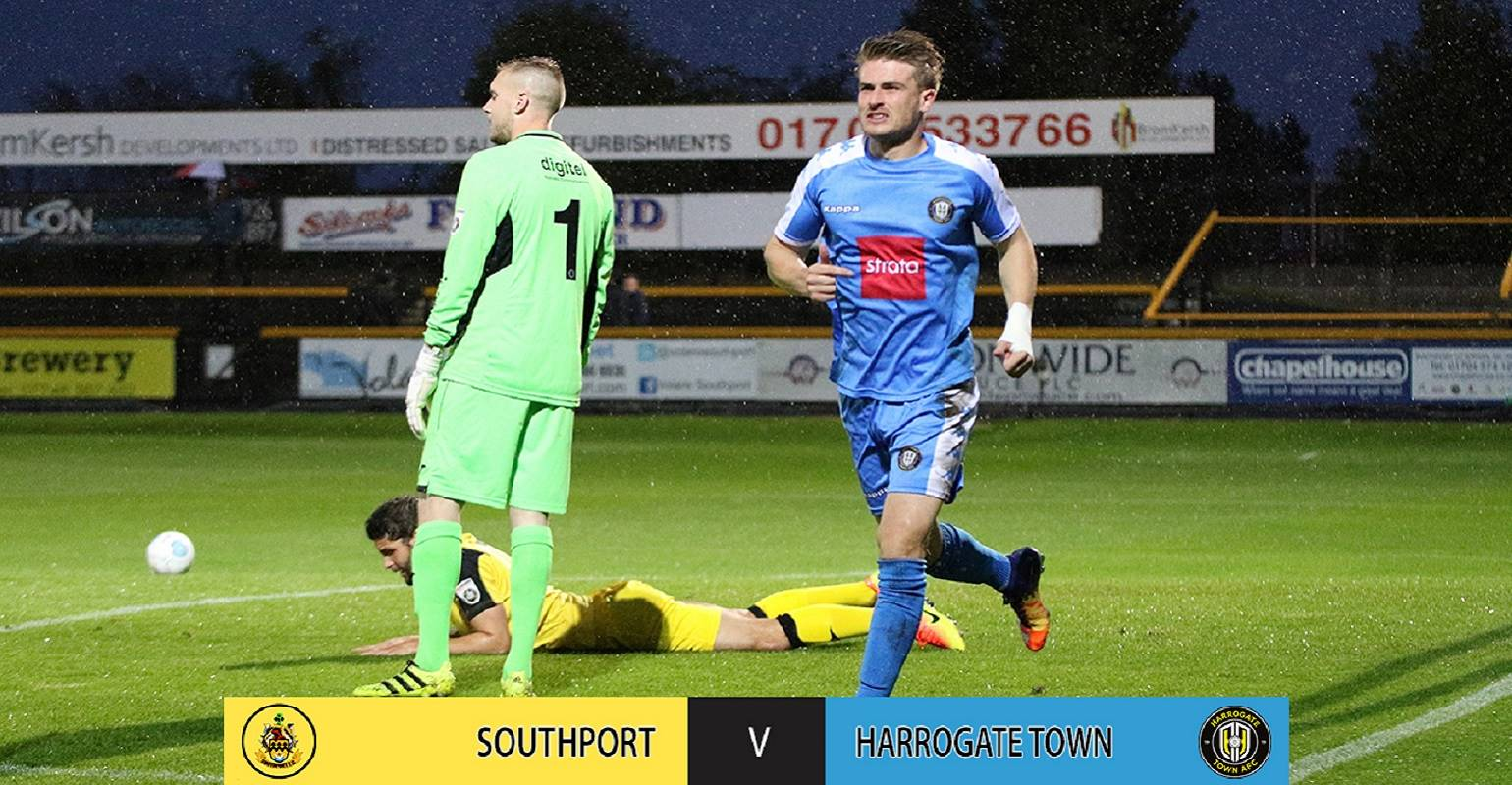 HIGHLIGHTS | Southport 1-4 Town