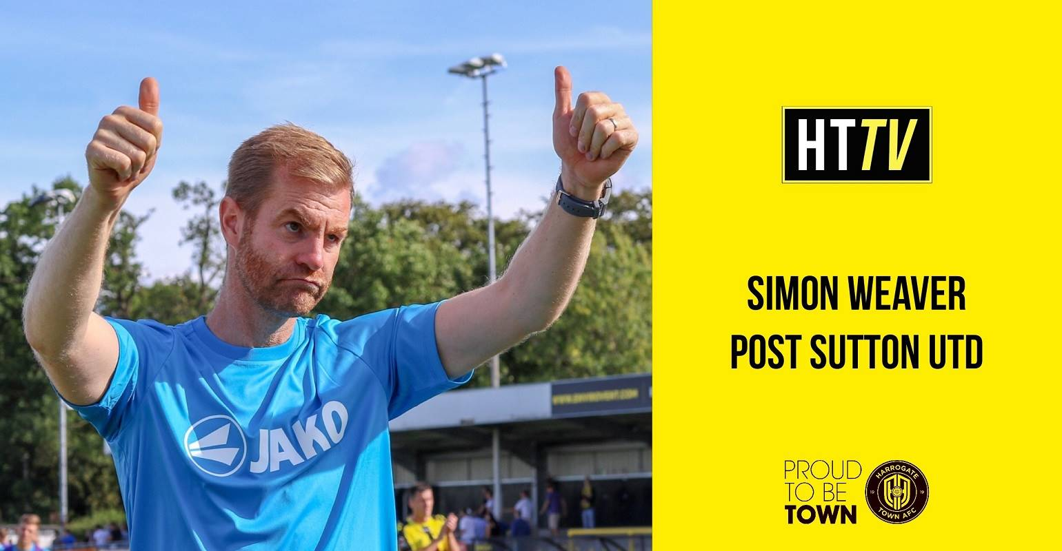HTTV | Simon Weaver Post Sutton