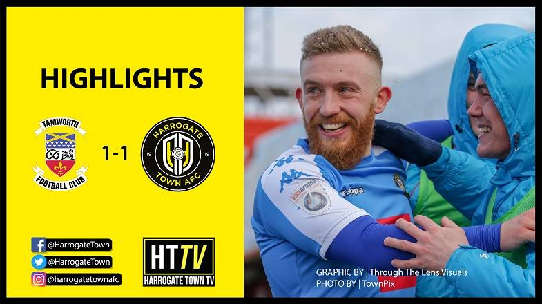 HTTV | Tamworth 1 Town 1 Highlights